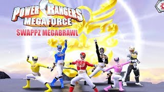Colorful Game - Power Rangers Legacy Wars Slayer Stream - Android Gameplay
