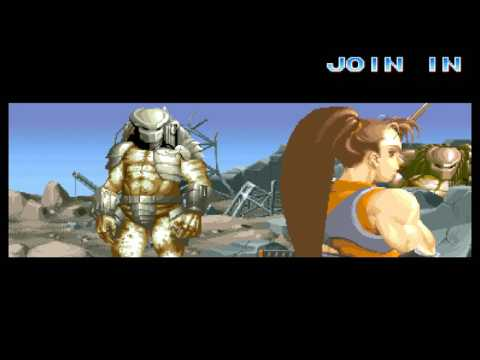 Alien vs. Predator (Arcade) Game Clear~ (HD60)