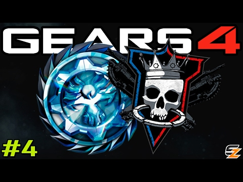 Road to Diamond King of the Hill #4 (Gears of War 4 Gameplay)