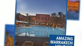 Amazing Luxury Marrakech Holidays - Deal starts from just £189 pp