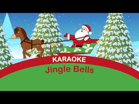JINGLE BELLS KARAOKE: Sing-a-long. Christmas Songs.
