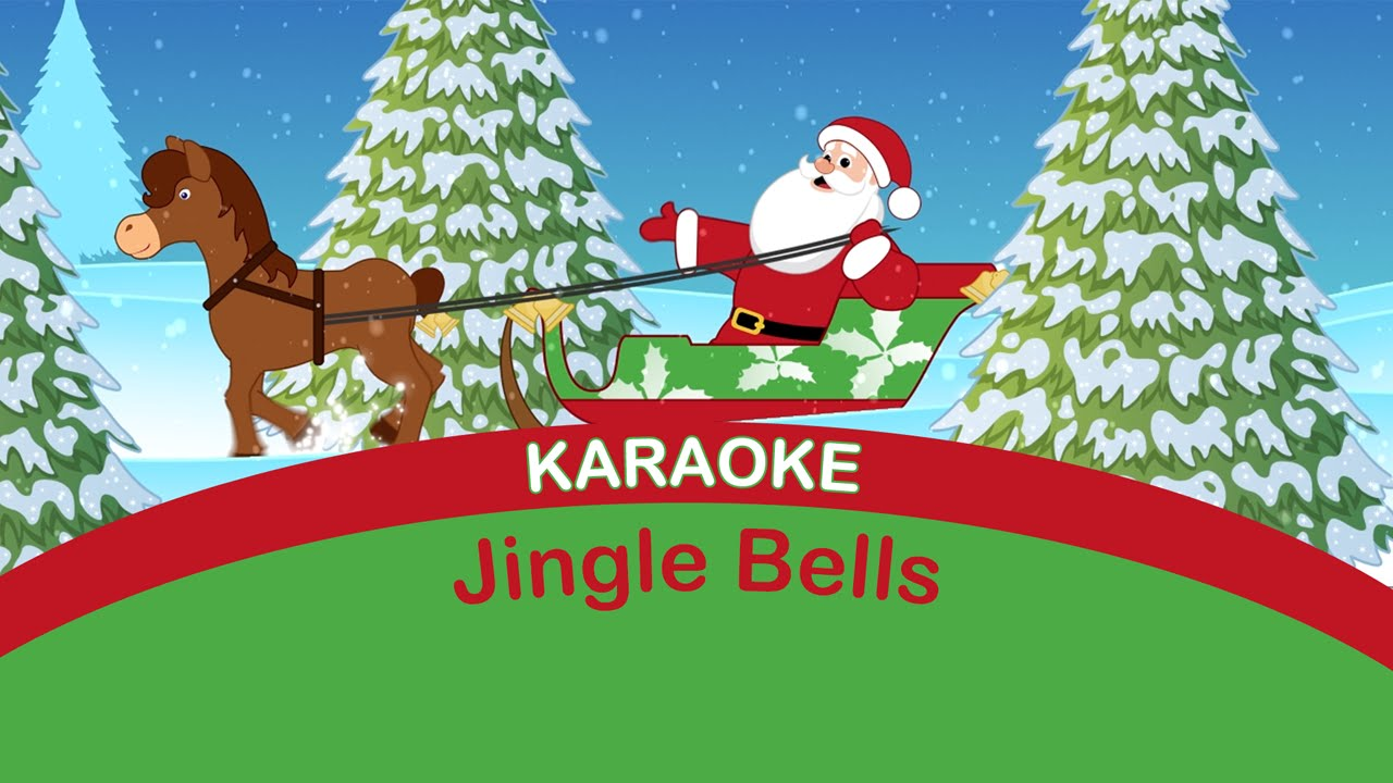 JINGLE BELLS KARAOKE: Sing-a-long. Christmas Songs. - YouTube
