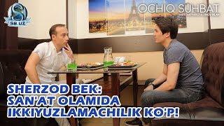 """Sherzod Bek: """"San"""