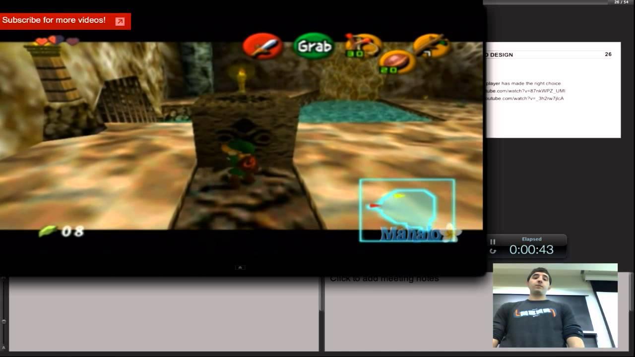 Game Design Fundamentals MIT GAMBIT Game Lab YouTube - Fundamentals of game design