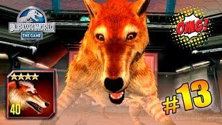 ANDREWSARCHUS PARQUE CENOZOICO + LUCHAS DINOSAURIOS!! Jurassic World™: The Game PARTE 13