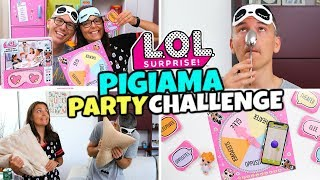 LOL Surprise PIGIAMA PARTY Challenge: Sfida di Coppia GBR