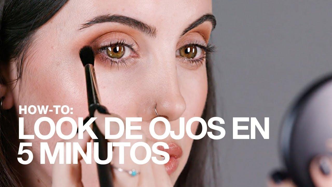 How To Look De Ojos En 5 Minutos Mac Cosmetics Youtube