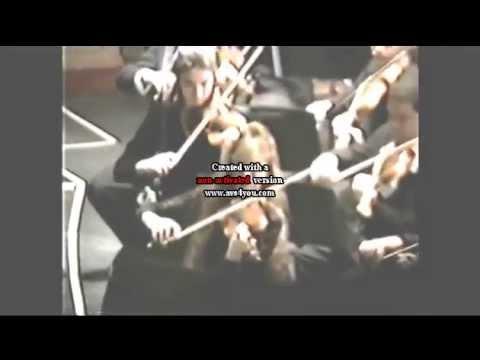 Eduardo Mata, New World Symphony, Beethoven's 8th symphony, Kristine Papillon principal 2nd vln