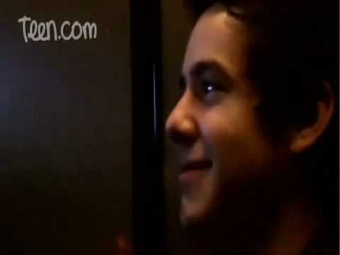 David Archuleta Elevator Music Video