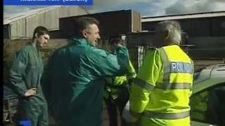 Fièvre aphteuse : la psychose s'étend en Grande Bretagne
