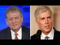 Napolitano: Gorsuch most worthy jurist to fill Scalia's seat