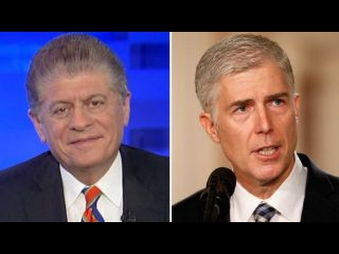 Napolitano: Gorsuch most worthy jurist to fill Scalia
