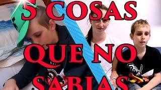 Video 5 COSAS QUE NO SABÍAS SOBRE MISHA (EL NIÑO DEL POKEMON GO) download MP3, 3GP, MP4, WEBM, AVI, FLV Oktober 2018
