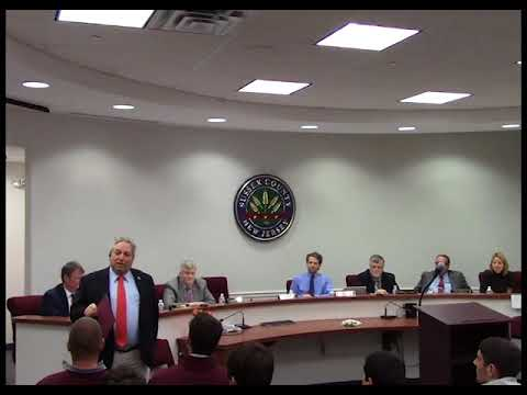 December 13 2017 Sussex County Board of Chosen Freeholders