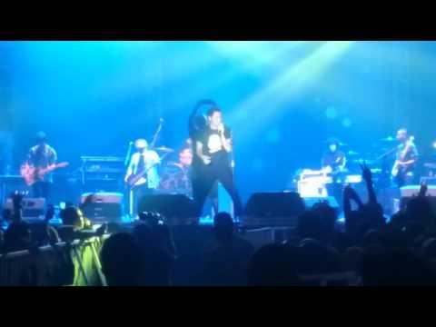 Nidji_Selalu Menjagamu Live Konser @Pekanbaru #Sur