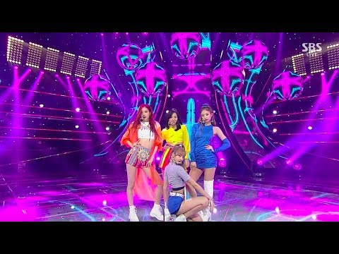 Cover Lagu BLACKPINK - 'FOREVER YOUNG' 0617 SBS Inkigayo stafamp3