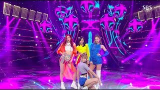 Download lagu BLACKPINK FOREVER YOUNG 0617 SBS Inkigayo