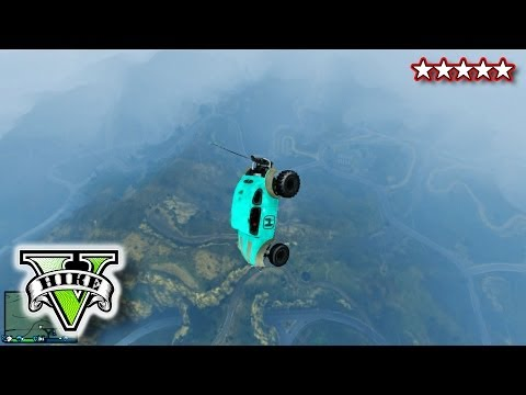 GTA 5 Launch GLITCH LiveStream - Car Lunch...