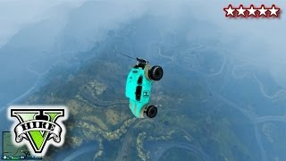 GTA 5 Launch GLITCH LiveStream - Car Lunch and Teleport Glitch GTA Funny Moments
