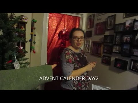 Advent Calendar Day Two 12.2.19 Day 2350