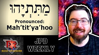 Is the Hebrew or Aramaic Gospel of Matthew Legitimate? | JPDWeekly Ep. 5