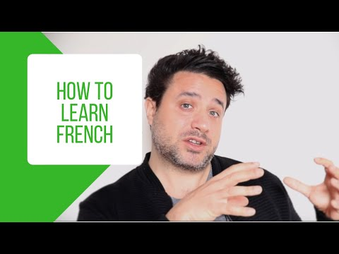 How to Learn French (in French, EN & FR Subs)
