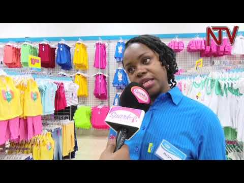 Clothing line PEP opens 14th store in Kampala