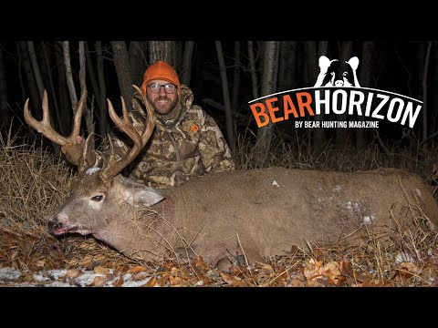 The Last Hoorah | Hunt For GIANT Manitoba Whitetail | Bear Horizon Episode 5