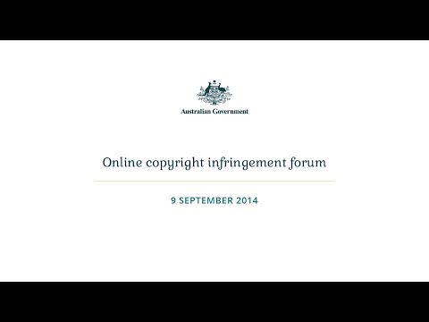 Online Copyright Infringement Forum