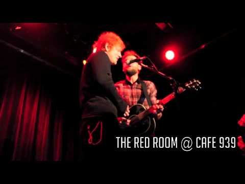 """""""Hearts On Fire"""" - Passenger & Ed Sheeran Live At The Red Room @ Cafe 939"""