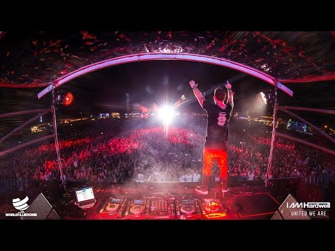 I AM Hardwell Hockenheim – United We Are (BigCityBeats Virtual WORLD CLUB DOME Official Aftermovie)