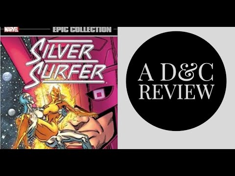 marvel-epic-collection-review:-silver-surfer-volume-3:-freedom