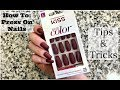 PRESS ON NAILS | Easy Tips & Tricks | In Depth Tutorial