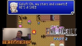 The FF Journey: Final Fantasy V part 2 - Identity Politics In A 1992 Game?