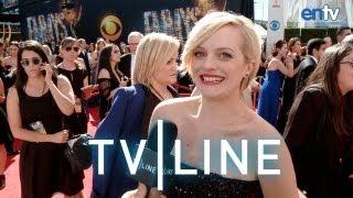 Emmys 2013: Elisabeth Moss Talks Mad Men Season 7 and Top of the Lake - TVLine