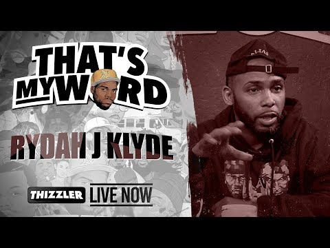 That's My Word || Rydah J. Klyde talks about Mob Figaz, Mac Dre, The Jacka, Johnny Ca$h, King Freako