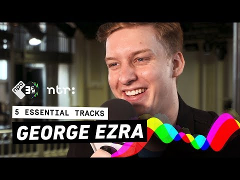 George Ezra about first time ever sushi, Miley Cyrus & a big fight #GETITRIGHT | 5 Essential Tracks Mp3
