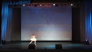 """Романенко Полина """"Карамельки"""" 10 лет 16.04.2017 г."""