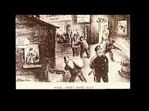 The Kansas City Mafia and the Pendergast Machine