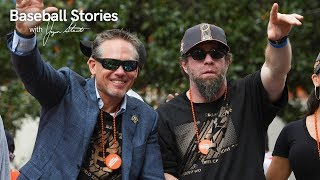 Jeff Bagwell Describes How He Wants to Be Remembered | Baseball Stories