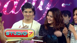 Studio 7: Mavy and Cassy's 18th birthday surprise!