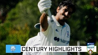 Super Sangha notches first Shield ton in two years | Marsh Sheffield Shield 2020-21