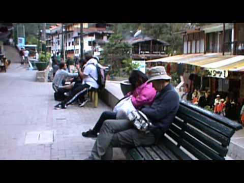 Machu Picchu Town - Aguas Calientes , Peru