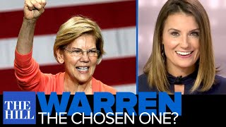Krystal Ball: Elites have chosen Warren as The One