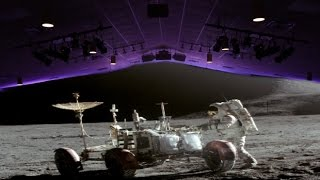 """Apollo 16"" Rover on Moon Hoax~Exposed~"