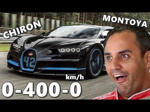 Bugatti Chiron 0-400-0 Record Explained