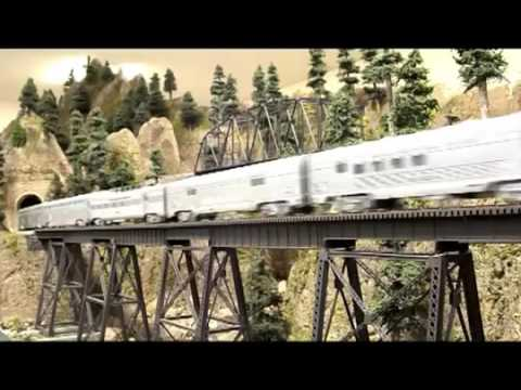 Model Railroad Building Services | Model Railroad Builders