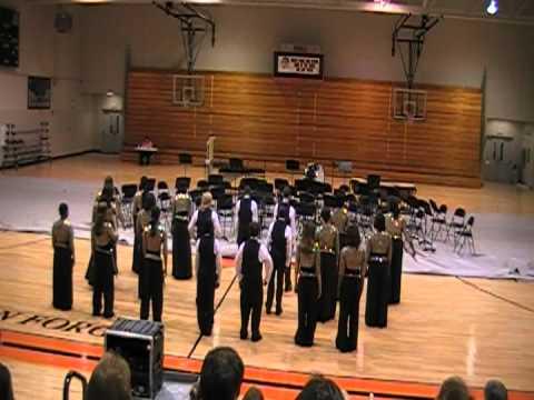 Brookhaven Middle School Showchoir Gatlinburg Performance 2008