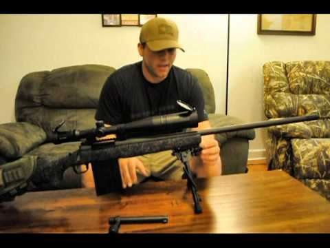 Remington 700 Long Range 300 Win Mag Update And New Mods Youtube