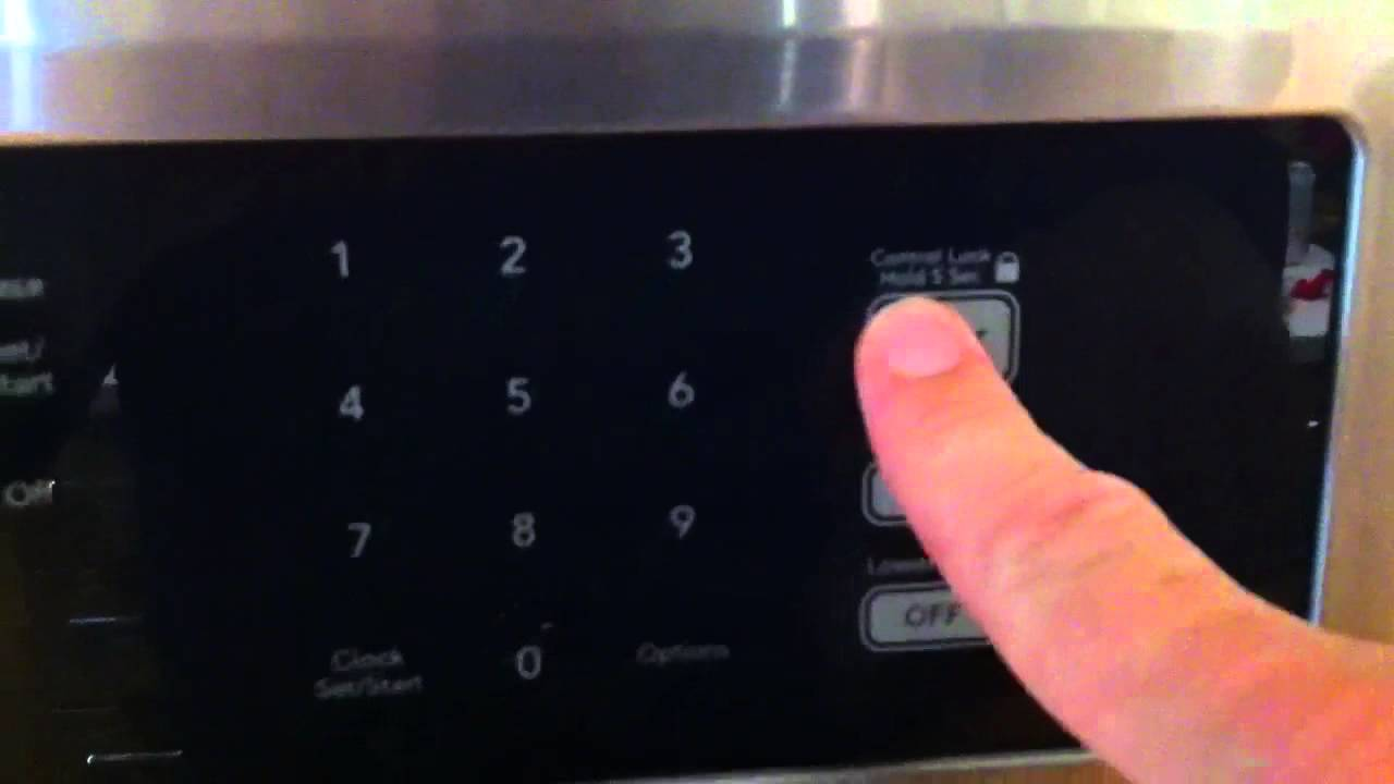 start button not working on microwave